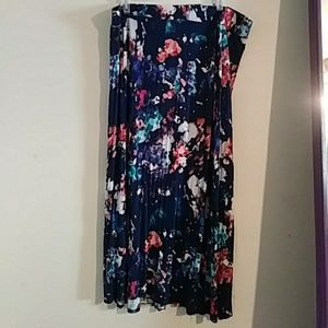 a.n.a maxi skirt plus size